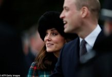 Kate has been known to turn up unannounced at William's engagements and steal the show Photo (C) AFP, GETTY IMAGES