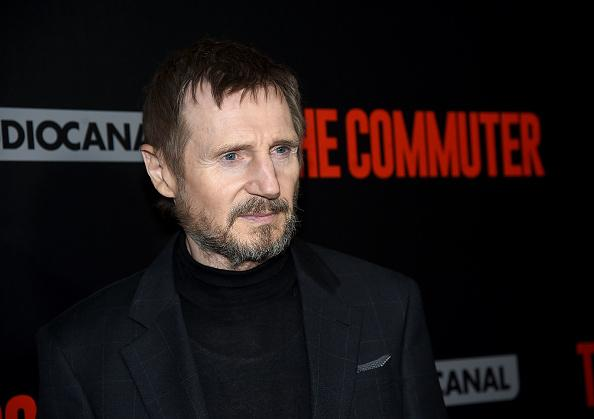 Liam Neeson has not met Meghan Markle contrary to reports that came out in November 2017. Pictured Neeson