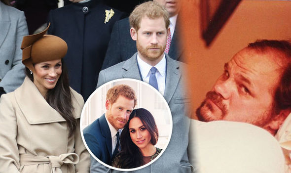 Meghan Markle's father previously declared he would love to walk his daughter down the aisle Photo C INSTAGRAM MEGHANMARKLE