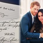 Meghan Markle and Prince Harry A handwriting expert has predicted future problems Photo C GETTY