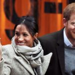 Meghan Markle and Prince HarryADRIAN DENNIS AFP Getty