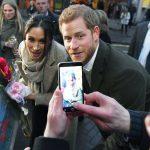 Meghan Markle and Prince HarryAndrew Parsons i Images ZUMA