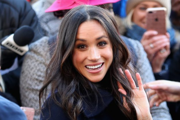 Meghan Markle and her half-sister Samantha haven't spoken for three years [Getty]