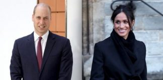 "Meghan Markle gave Prince William an ""extra push"" to shave his head after Kate Middleton asked for her help Photo (C) GETTY IMAGES"