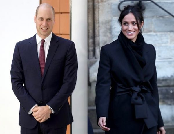 """Meghan Markle gave Prince William an """"extra push"""" to shave his head after Kate Middleton asked for her help Photo (C) GETTY IMAGES"""