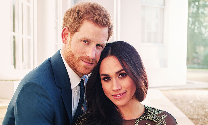 Meghan Markle has had first wedding dress fitting at Kensington Palace Photo C GETTY