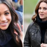 Meghan Markle has reportedly asked Kate to be her maid of honour Photo C GETTY
