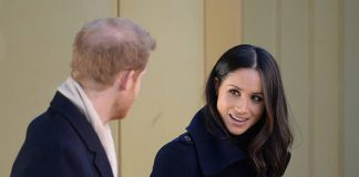 Meghan Markle will wed Harry in May Photo C GETTY