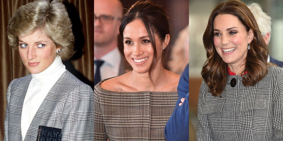 Meghan Markle wrapped up in a chic Stella McCartney coat for her royal appearance with Prince Harry Photo C GETTY