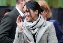 Meghan Markle's first ever royal gift revealed Photo (C) GETTY