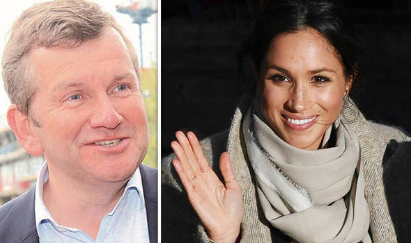 Meghan Markle's wedding could be disrupted after Simon Dudley's comments Photo (C) GETTY, EPA