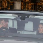 Members of the Royal family attend the Queen's Christmas lunch at Buckingham Palace Wenn