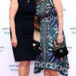 Pictured left Sarah Ferguson Duchess of York with daughter Princess Eugenie