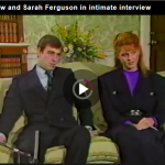 Prince Andrew and Sarah