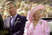 Prince Charles was devastated when his beloved grandmother passed away Photo (C) GETTY