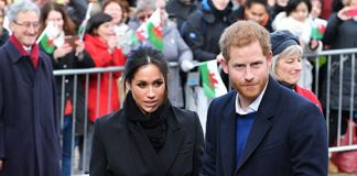 Prince Harry and Megha Markle Photo (C) GETTY