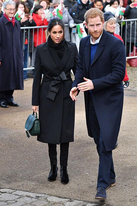 Prince Harry and Megha Markle Photo (C) GETTY