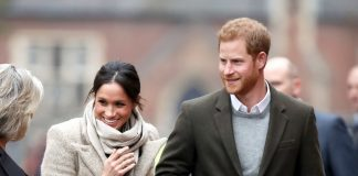 Prince Harry and Meghan Markle Photo C Chris Jackson Getty