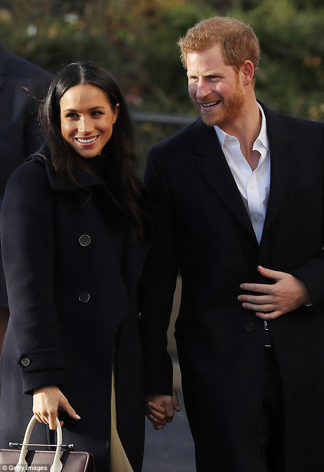 Prince Harry and Meghan Markle will marry at St George's Chapel in Windsor on May 19 and are predicted to opt for a 'traditional' seating plan