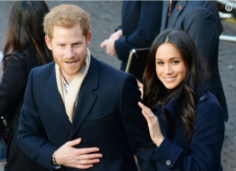 Prince Harry and Ms. Markle will visit @ReprezentRadio in Brixton on 9th January,