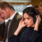 Prince Harry and fiance Meghan paid a visit to radio station Reprezent during the second public engagement together