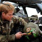 Prince Harry served two tours in Afghanistan Photo C GETTY
