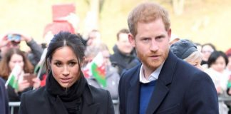 Prince Harry took Meghan Markle to meet his late mother Princess Diana at her final resting place before proposing Getty