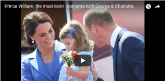 Prince William, Prince George, Princess Charlotte Elizabeth Diana, Princess of Wales, Royals, British Royal Family, Royal News