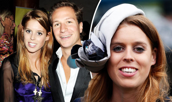Princess Beatrice Does she have a boyfriend Eugenie engagement last week sparks romance questions Photo C GETTY