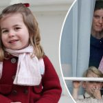 Princess Charlotte can already speak Spanish aged just two Photo (C) GETTY