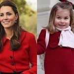 Princess Charlotte looks just like her mom. Joseph Johnson Getty Images and Kensington Palace Instagram