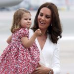 Princess Charlotte resembles several members of her royal relatives. Chris Jackson Getty Images