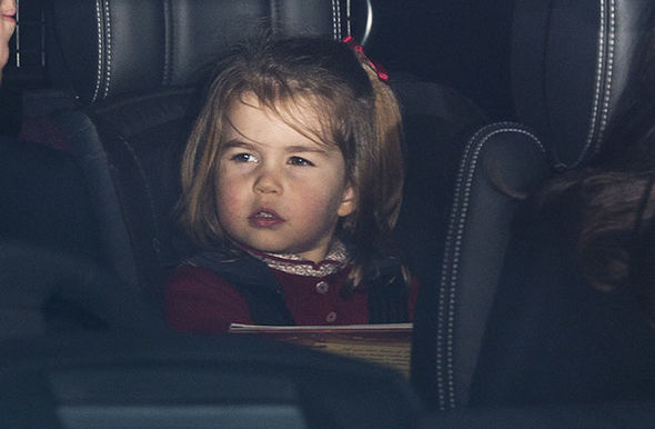 Princess Charlotte will start nursery school this month Photo (C) GETTY