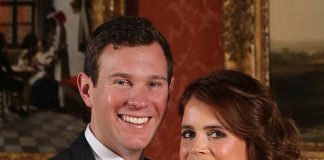 Princess Eugenie and long term boyfriend Jack Brooksbank will wed at St George's Chapel Photo C PA