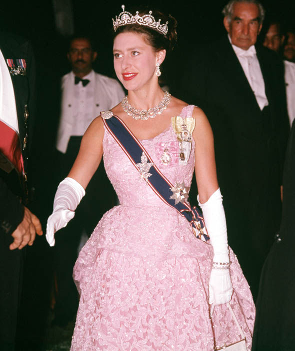 Princess Margaret Countess of Snowdon in 1990 Photo C GETTY IMAGES