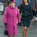 Queen Elizabeth II reportedly likes the women in the royal family to wear tights while out in public Getty
