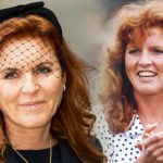 Sarah Ferguson Does Prince Andrew's ex wife still wear her engagement ring Photo C GETTY