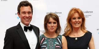 Sarah Ferguson sends exclusive heartfelt message to Princess Eugenie Photo (C) GETTY