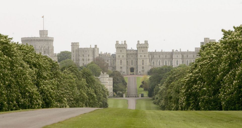 This is where Meghan Markle will likely spend the night before her wedding. Photo USA Network