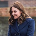 The Duchess of Cambridge visited Reach Academy in West London on Wednesday afternoon. Photo Getty Images