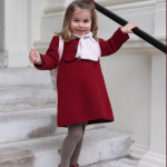 The Duke and Duchess of Cambridge are very pleased to share two photographs of Princess Charlotte at Kensington Palace this morning.Photo C TWITTER KENSINGTON PALACE