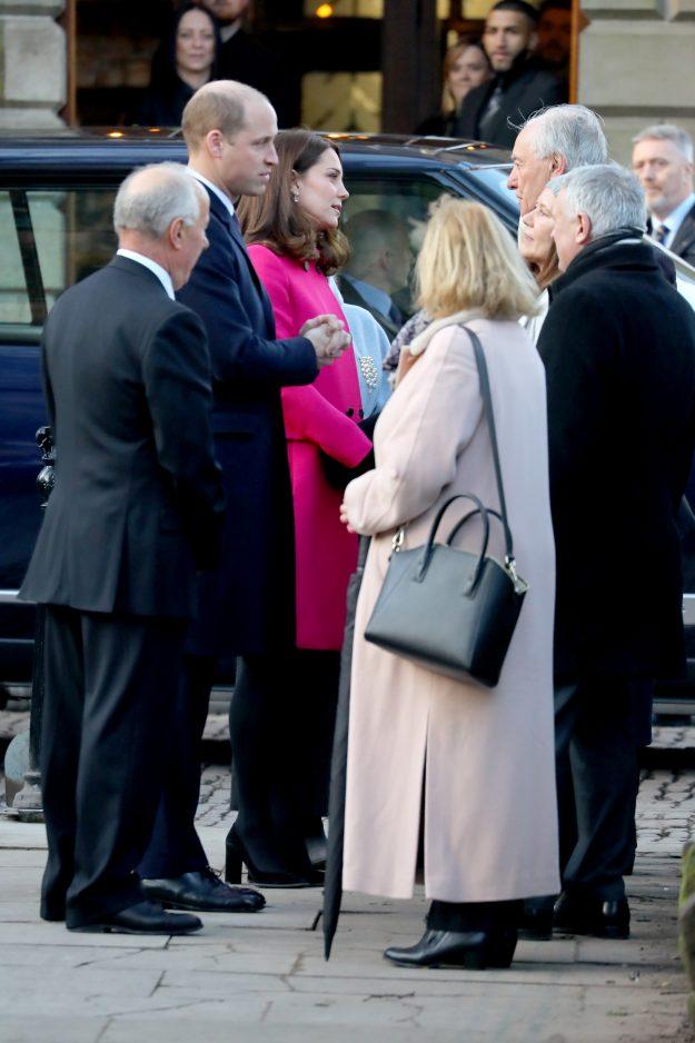 The Duke and Duchess of Cambridge enjoy royal engagement together [Wenn]