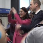 The Duke and Duchess of Cambridge visit Coventry Photo C GETTY