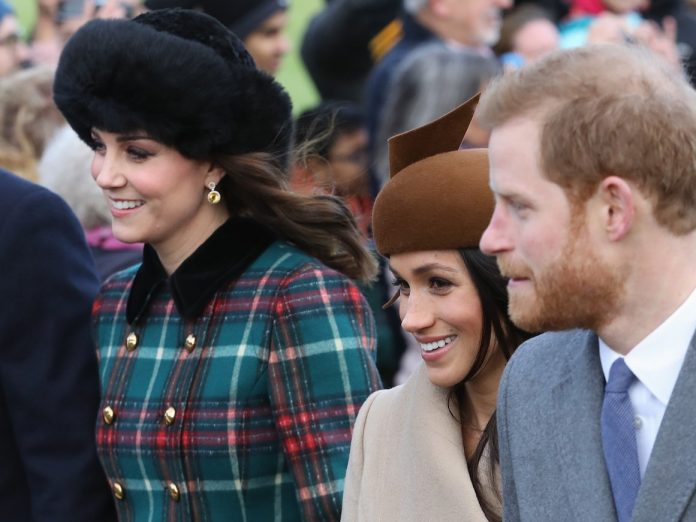 The Meghan Effect is in full force. Chris Jackson Getty Images