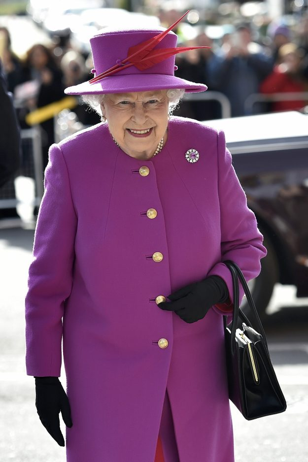 The Queen is apparently pushing for a pre-nup [Getty]