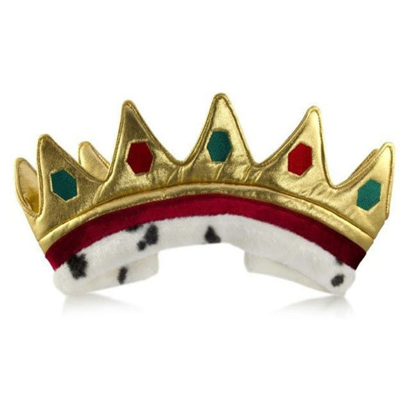 The collection boasts an adorable crown designed for children going back to nursery Photo (C) ROYAL COLLECTION TRUST