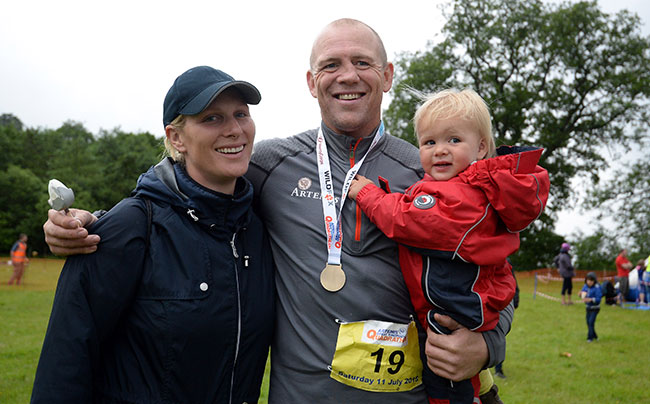 Zara Tindall and husband Mike expecting second baby Photo C GETTY IMAGES