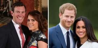 The former Press Secretary said a full royal turnout is expected for both weddings Photo C GETTY
