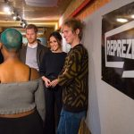 The royal couple met with DJs at the station where they learned about The Reprezent training programme was established 10 years ago in response to the rise in knife crime