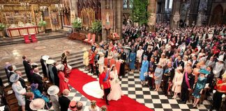 The wedding of William and Kate in 2011 was a state occasion as he is in the direct line of succession